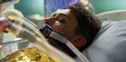 """Dramat w """"Na dobre i na złe"""". Molenda trafił na oddział. Pijany, pobity i w głębokiej hipotermii!"""