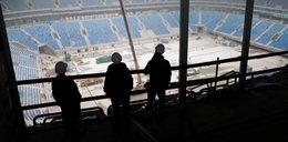 Korupcja przy budowie stadionu na mundial