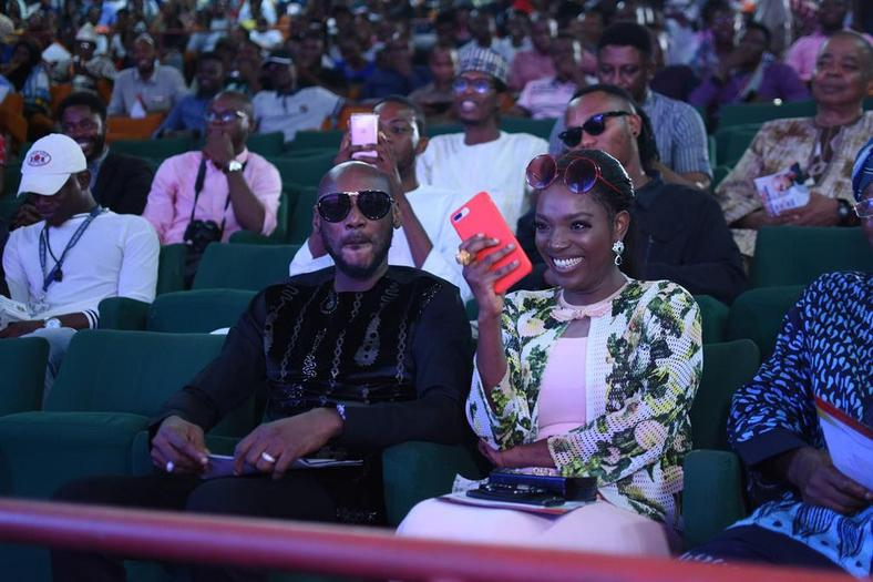 2Face Idibia receives award of Fellow of the School of Music at Obafemi Awolowo University