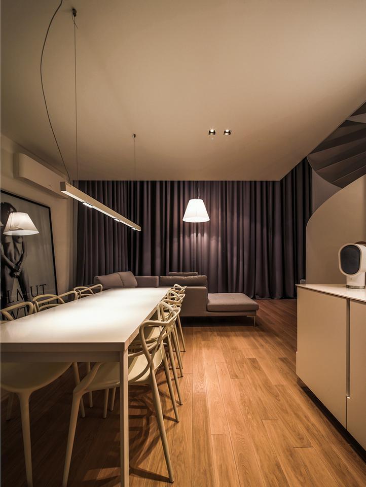 Apartament w Warszawie, ul. Woronicza (98 m2), cena: 1 860 000 zł