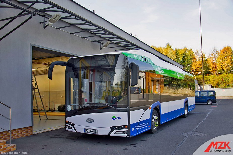 Testowany antywirusowy autobus