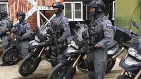 Motocykle BMW F800GS pomogą w ochronie Londynu przed terrorystami