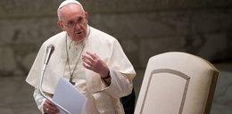 Skandal w Watykanie. Papież Franciszek się wściekł