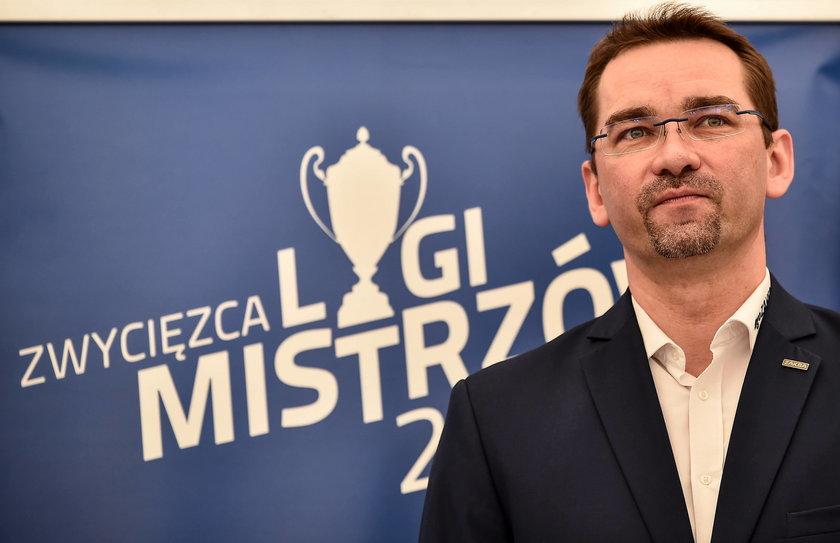 Teraz może wykazać się walecznością jako prezes Polskiego Związku Piłki Siatkowej.