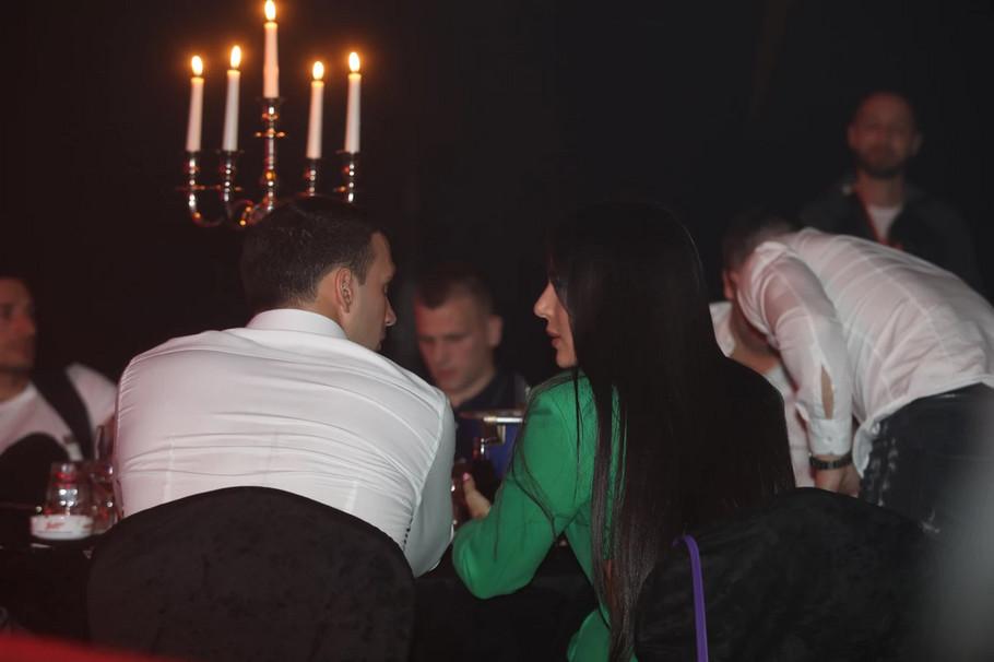 Đorđe Kuljić i Anastasija Ražnatović