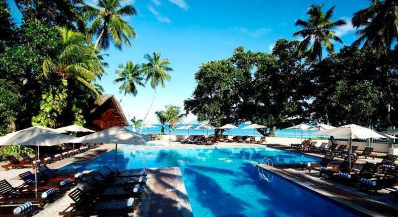 The Kililili Baharini Resort & Spa.