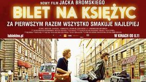 """""""Bilet na Księżyc"""": zobacz plakat nowego filmu Jacka Bromskiego"""