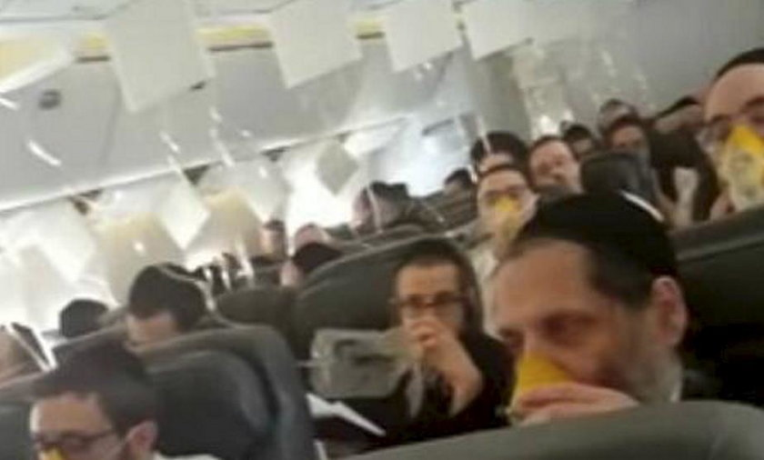 Groza na pokładzie samolotu do Polski. Pilot awaryjnie lądował