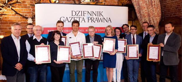 Laureaci konkursu Economicus 2018, fot. Wojtek Górski