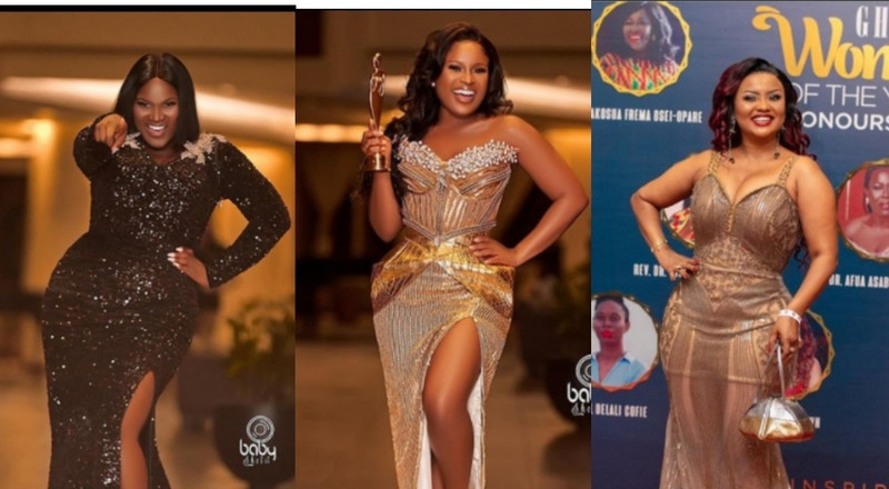 9 best-dressed celebrities we saw at the Ghana Women of the Year Honours 2020