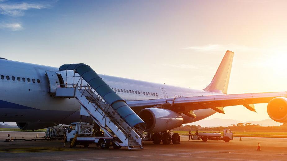 Zniesienie zakazu lotów z Wielkiej Brytanii
