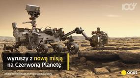 Mars 2020 Rover - łazik, który wyruszy na Czerwoną planetę