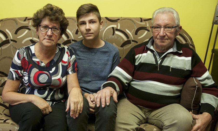 Założyli nową rodzinę. Pan Mieczysław i pani Danuta wzięli ślub, by stworzyć dom dla dzieci ich tragicznie zmarłych bliskich