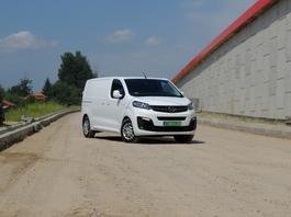 Opel Vivaro-e – trochę zalet, trochę wad