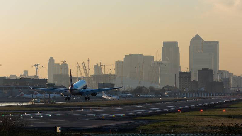Lotnisko London City