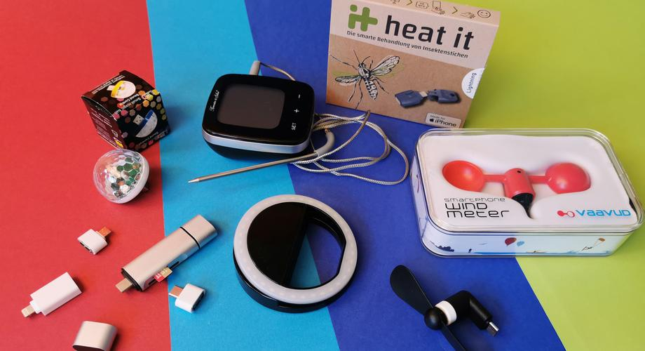 Gadgets für das Smartphone