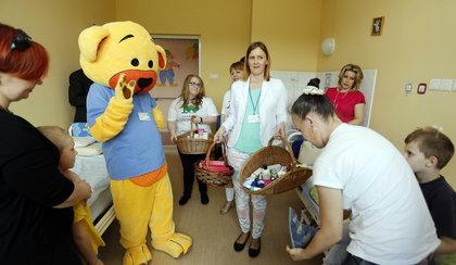 Dzień Matki w Górnośląskim Centrum Zdrowia Dziecka
