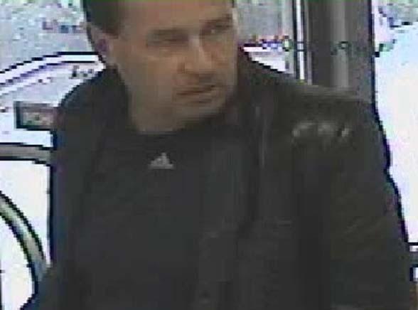 To on okradł bank we Wrocławiu. Znasz go?