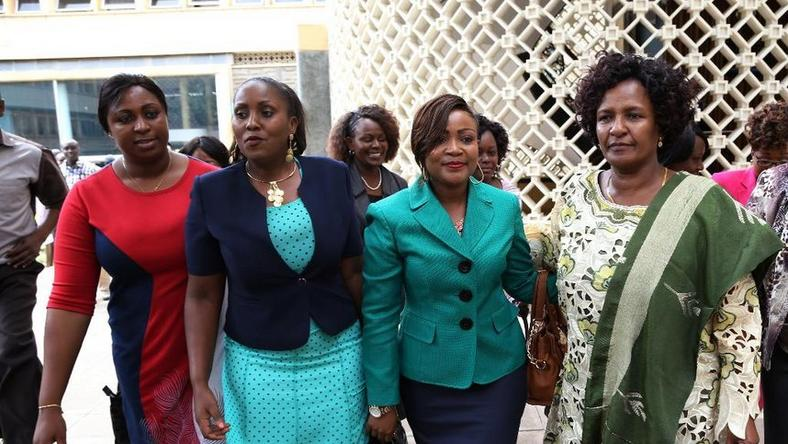 Image result for images of speaker Justin Muturi on two third gender bill