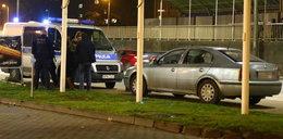 Młody mężczyzna umierał przy stacji paliw w Gdańsku. Policja ustala kim był