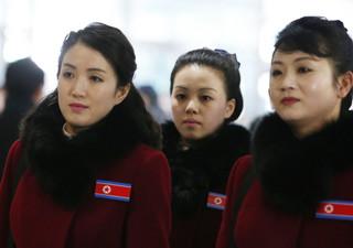 Olimpijska odwilż to tylko PR Korei Północnej