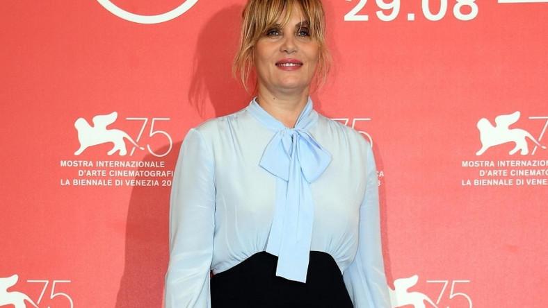 Małżonka Romana Polańskiego jest jedną z gwiazd, które biorą udział w Festiwalu filmowym w Wenecji...