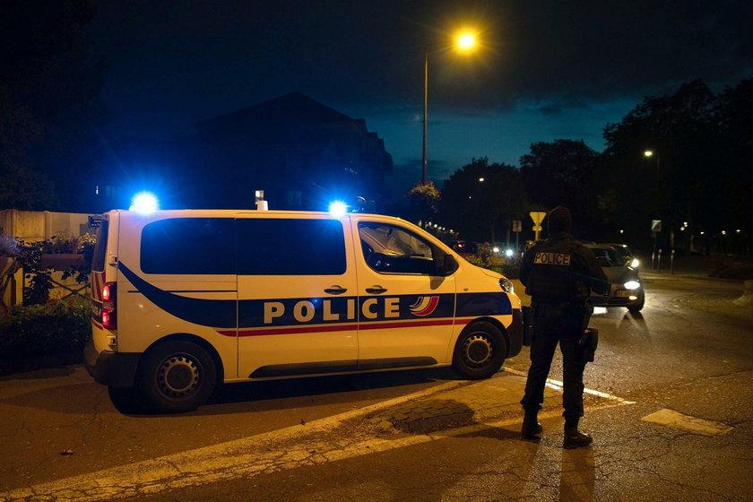 Po bestialskim ataku na nauczyciela policja zastrzeliła napastnika