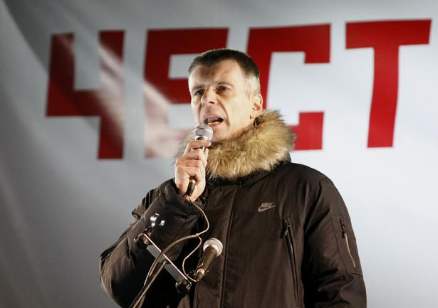 13, 2 mld dolarów - Michaił Prochorow, rosyjski miliarder i biznesmen, właściciel amerykańskiej drużyny koszykarskiej New Jersey Nets i spółki Onexim. Wziął udział w wyborach prezydenckich w 2012 roku jako niezależny kandydat