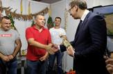 Aleksandar Vučić biznis forum Leposavić Promo