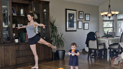 A Dancer's Quarantine Diary: Coming Full Circle