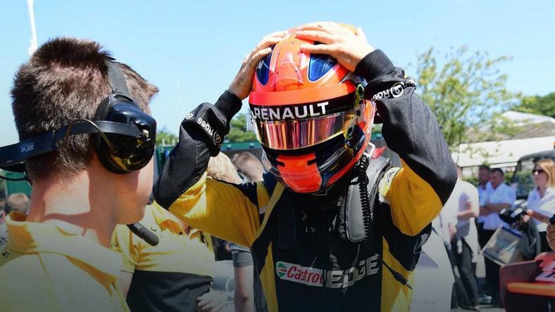 Auto motor und Sport: Kubica i Latifi testerami na Węgrzech