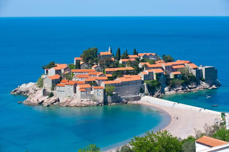 domaci turizam Sveti Stefan profimedia-0108678201 Crna Gora