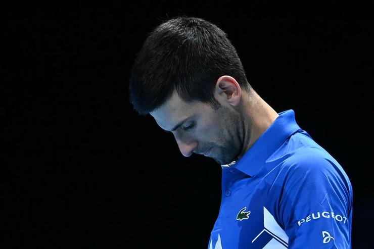 Novak Đoković, Dominik Tim