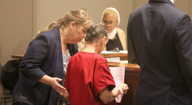 U.S granny charged with shooting Kenyan sisters pleads not guilty