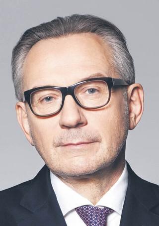 Cezary Stypułkowski prezes mBanku