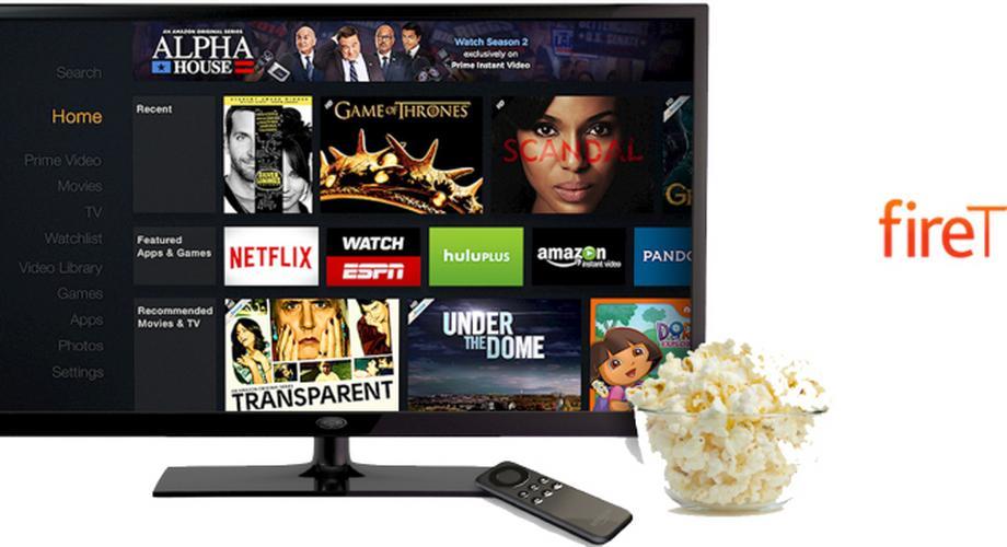 Fire TV Stick: Chromecast-Konkurrent von Amazon