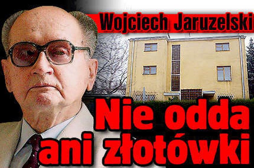 Jaruzelski i tak wyszedł na swoje!