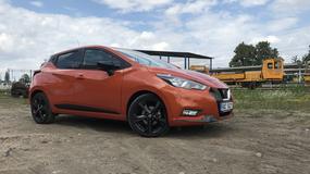 Nissan Micra – wcale nie taka mała | TEST