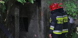Strażacy znaleźli zwęglone zwłoki
