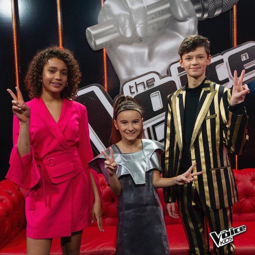 """""""The Voice Kids 4"""". Sara Egwu-James, Olek Klembalski i Tatiana Kopala w wielkim finale!"""