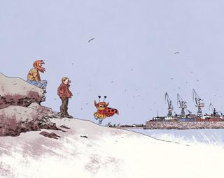Zmagania z rzeczywistością. Komiks 'Codzienna walka' Manu Larceneta