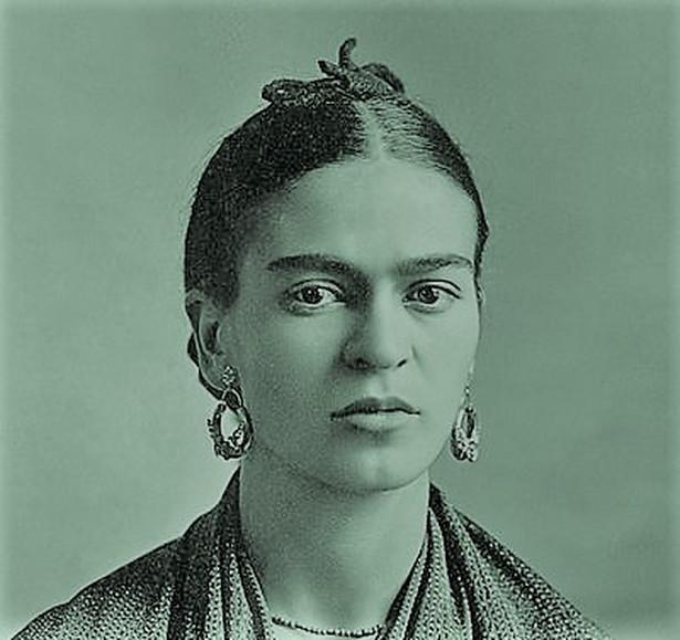 Frida Kahlo, autor: Guillermo Kahlo (1871-1941)