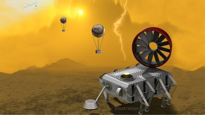 Koncepcyjne pojazdy do eksploracji kosmosu