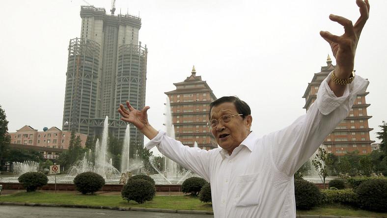 Wioska Huaxi i jej burmistrz Wu Renbao