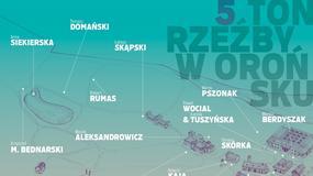 Monumentalne rzeźby na wystawie w Centrum Rzeźby Polskiej