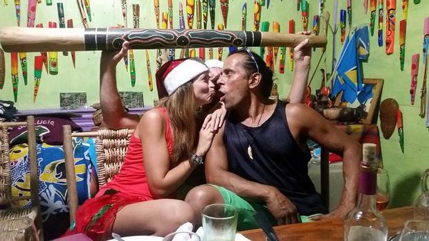 Boże Narodzenie 2016 u przyjaciół Zaka na Karaibach