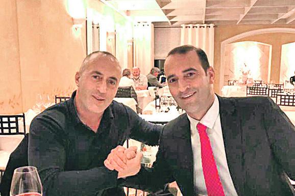 Ramuš i Daut Haradinaj