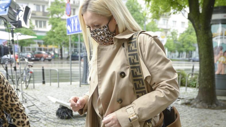 Katarzyna Cerekwicka gościła w tym tygodniu z studiu DDTVN...