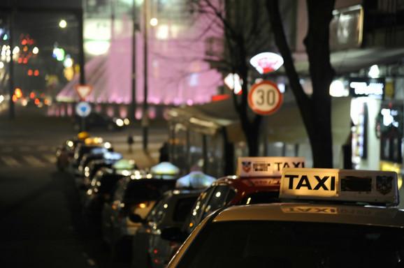 Čekanje na taksi vozilo duplo duže