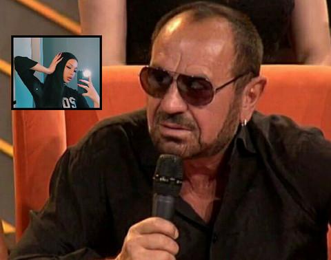 Za njegovom ćerkom mnogi uzdišu: Mile Kitić progovorio o ćerkinim momcima, a za ovo je još rano!